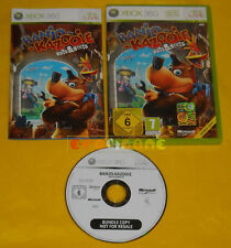 BANJO KAZOOIE NUTS & BOLTS  XBOX 360 Versione Italiana Bundle »»»»» COMPLETO