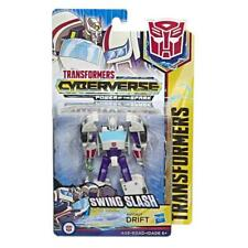 Transformers Cyberverse Action Attackers Warrior Class Drift