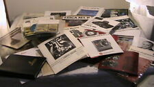 Leica sales material HUGE LOT, camera shop clean out
