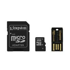 Kingston microSDHC Card Class 4 Mobility-kit 32GB