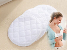 12x Reusable Breast Feeding Washable Pads Baby COTTON Maternity Nursing Bra UK