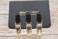 Giorgio Armani Prive OUD ROYAL 2ml / 0.06oz Eau de parfum sample Vial X 3