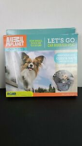 ANIMAL PLANET Pets Let's Go Car Booster Seat (small dogs up to 12 Lbs) |OPEN BOX