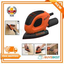 Black & Decker  Mouse Sander, 240v  - BEW230
