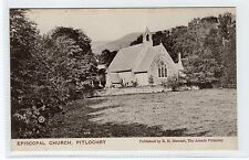 EPISCOPAL CHURCH, PITLOCHRY - Perthshire postcard (C531).