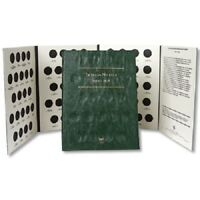 Coin Folder for 1913-1938 Buffalo Nickels LCF24 Quality Gift Album by Littleton