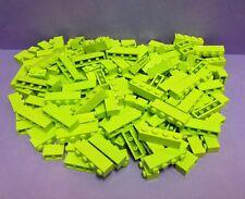 Lego 200 Lime Green Bricks 1x4 1x3 1x2 Job Lot Bundle City Friends Creator
