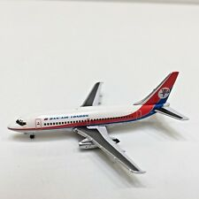 500 Inflight Limited Edition, Diecast Plane 1:500 Dan-Air London Boeing 737-200