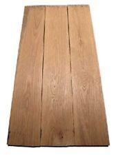 3Stk Eiche Brett rustikales Holz Eichenholz 82x14,5cm 24mm