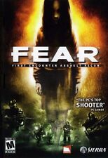 FEAR 1 PC Games Window 10 8 7 XP Computer First Encounter Assault Recon F.E.A.R.