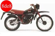 Yamaha DT 50/80 MX (1981) - Workshop Manual on CD