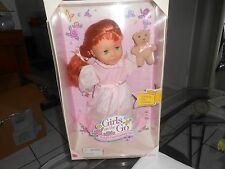 """1997 GIRLS ON THE GO CONTEMPORARY GIRL DOLL ELITE  RSP 11146 18"""" SWEET DREAMS"""