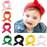 12 Pcs Kids Baby Girl Toddler Headband Hair Band Accessories Headwear For Infant