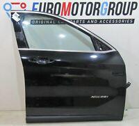 BMW Porta Frontale Destro Anteriore Finestra X1 F48 Black Sapphire 475