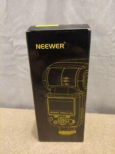 NIKON FIT - NEEWER 750II Speedlite. EXCELLENT CONDITION.  (#11)