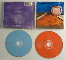 RED HOT CHILI PEPPERS CALIFORNICATION 2CD Album Australia Limited With STICKER