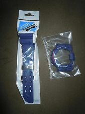 CASIO FROGMAN GF/GWF-1000 BAND STRAP BEZEL NAVY BLUE