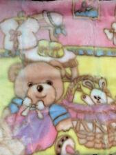 Super Soft Blanket for Babies PINK Size 80X110