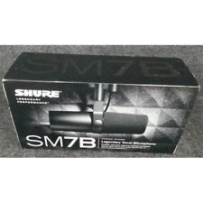 Shure Sm7B Legendary Cardioid Dynamic Vocal Microphone 50Hz To 20kHz