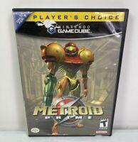 Metroid Prime (Nintendo GameCube, 2002) Tested Works