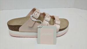Birkenstock Florida Platform Sandals, Light Rose, Women's 5 Narrow (EU 36)