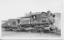 A300C RPPC 1949 CRR NJ CENTRAL RAILROAD NEW JERSEY CAMELBACK ENGINE 33 COM'PAW