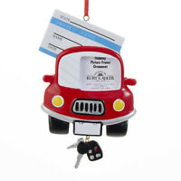 Drivers License Photo Frame Christmas Tree Ornament W8203 New