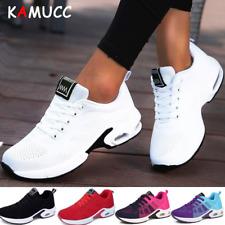 Damen Schuhe Sneaker Freizeit Laufschuhe Outdoor Turnschuhe Modisch Atmungsaktiv