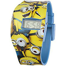 Minions Digital Display Watch. Child Movie Cartoon Gift Present
