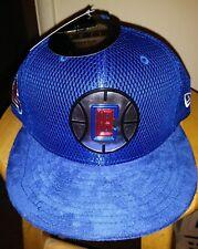 LA Cap Los Angeles Clippers 9FIFTY NBA Draft On Court Snapback Hat New Era USA