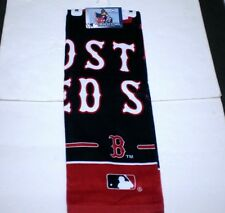 "Brand New  MLB Boston Red Sox Full Size Beach And Home Decor Towel 30"" X 60"""