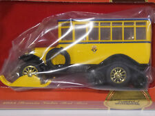 VEHICLES : MODELS OF YESTERYEAR 1923 SCANIA-VAKIS POSTBUS MADE BY MATCHBOX (DT)