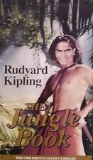 *THE JUNGLE BOOK by RUDYARD KIPLING - THE CHILDREN'S GOLDEN LIBRARY [N1]