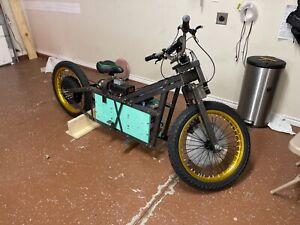 Electric Bike , 8000 watts, 9kwh battery 18s50p , ebike