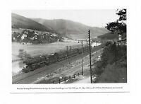 AK, FINNENTROP-RÖNKHAUSEN, Lennetal, Sauerland, Eisenbahn, Dampflokomotive,