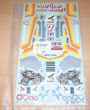 By Jun Watanabe NIP 9495727//19495727 Decals//Stickers Tamiya 58527 The Hornet