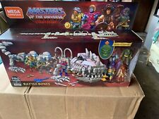 SDCC 2019 Mega Construx MASTERS OF THE UNIVERSE Battle BONES BRAND NEW!