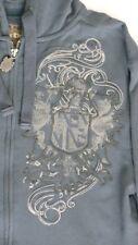 Epic Threads NWT Boys Light Weight Front Zipper Grey Jacket XL