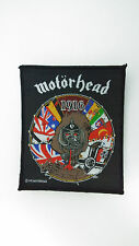 Motorhead 1916 rare vintage 1991 music patch Sew On