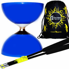 Jeux et activités de plein air jonglages noirs diabolos