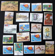 Australia Decimal Stamps pack of 20 - Cancelled to Order - Excellent Condition