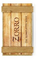 ZORRO-DIE KOMPLETTE SERIE(LIMITED HOLZBOX EDITION) - ZORRO  14 DVD NEUF