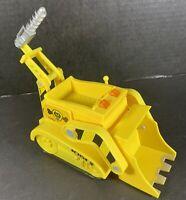 Paw Patrol Rubble Lights Sounds Diggin' Bulldozer Yellow Construction Truck