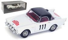 Spark S4058 Sunbeam Alpine #111 Monte Carlo 1960 - Rune Backlund 1/43 Scale