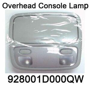 New Oem Genuine Overhead Console Lamp 928001D000QW For Kia Carens rondo 06-10