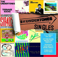 """RSD 2018 LIMITED EDITION THE UNDERTONES 13 7"""" SINGLE BOX SET WITH POSTER"""