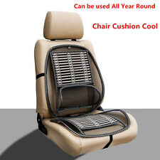 1X Mesh Lumbar Back Brace Pad Support Office Home Car Seat Chair Cushion Cool