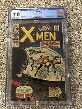X-Men #37 Cgc 7.0