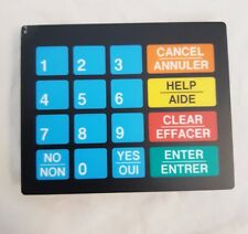 OPW Replacement Keypad C/OPT (Bilingual)