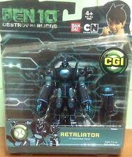 Ben 10 Retaliator Destroy All Aliens Bandai 4 Inch Figure
